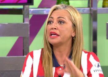 Belén Esteban cuenta las llamadas que Rocío Flores está haciendo a colaboradores de televisión