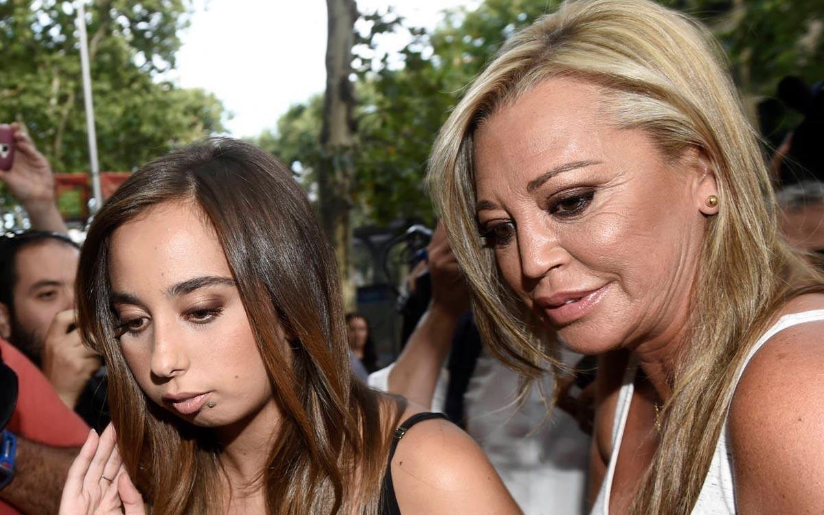 La inesperada decisión de Andrea Janeiro que afecta a Belén Esteban