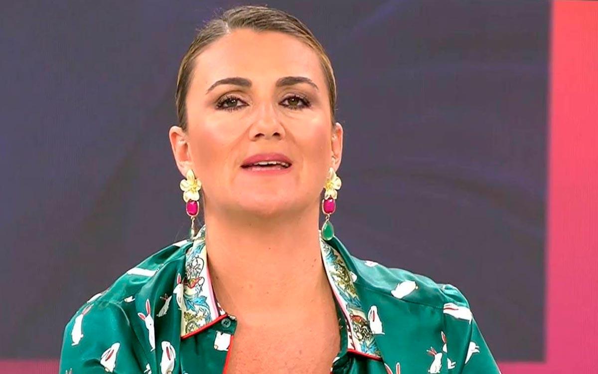 Carlota Corredera traicionada por el topo de Sálvame