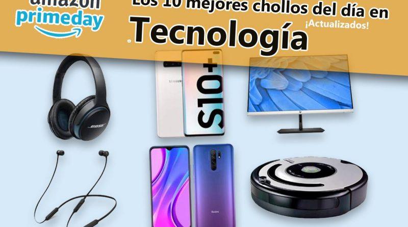 Las mejores ofertas en Tecnología del Prime Day 2020 de Amazon