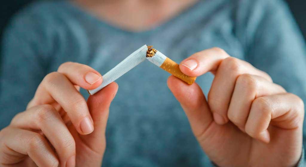 Deja de fumar para respirar mejor
