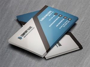 el diseño de las tarjetas