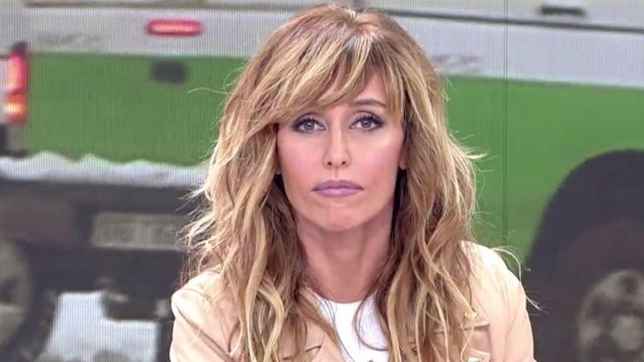 Emma García no puede superar lo que le contó Carmina Ordoñez