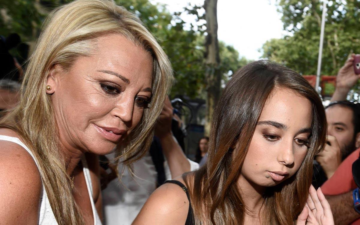 La sorprendente decisión de Andrea Janeiro que afecta a Belén Esteban