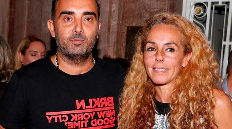 Fidel Albiac y Rocio Carrasco