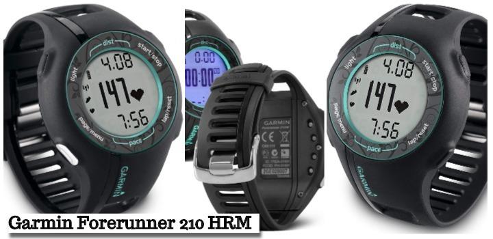 Garmin Forerunner 210 HRM