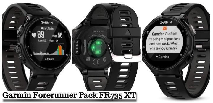 Garmin Forerunner Pack FR735 XT