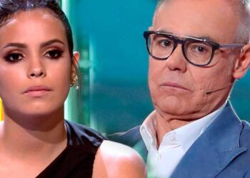 Jordi González riñe a Gloria Camila