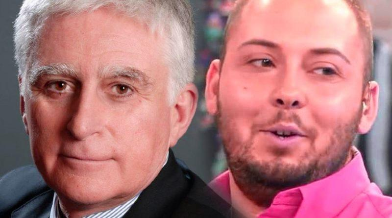 Paolo Vasile y José Antonio Avilés cierran el acuerdo. Contrato de estrella