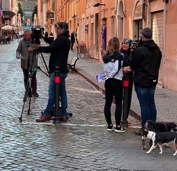 mercedes mila en italia