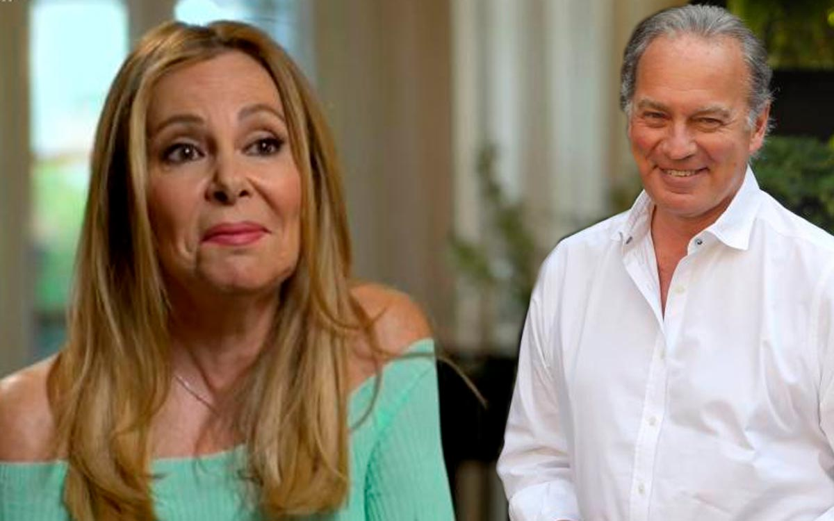 Mucho más que amigos. Sala a la luz como fue la relación entre Bertín Osborne y Ana Obregón