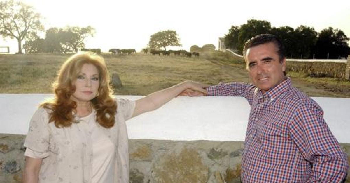 Ortega Cano y Rocío Jurado