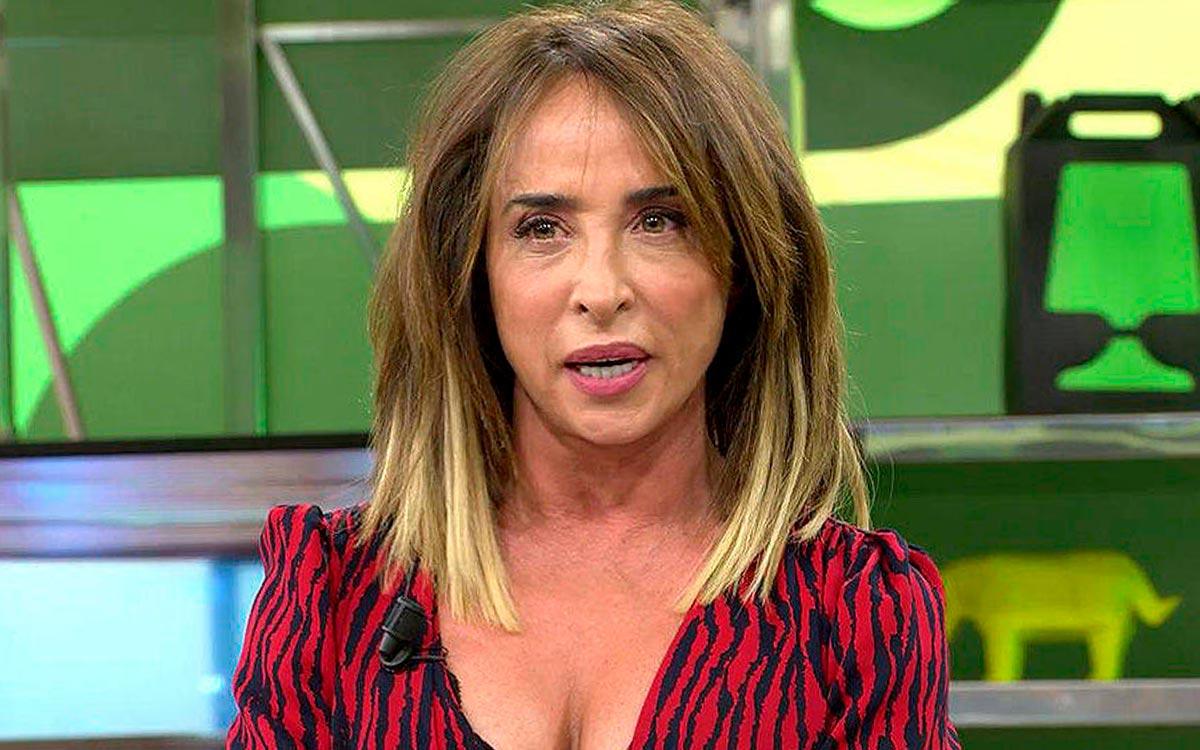 Este es el mote con el que llamarían a María Patiño por los pasillos de Telecinco