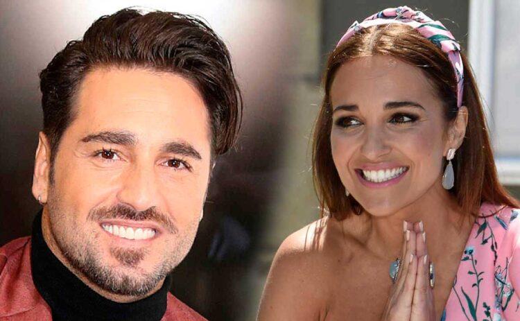 Paula Echevarría y David Bustamante mantienen una excelente relación