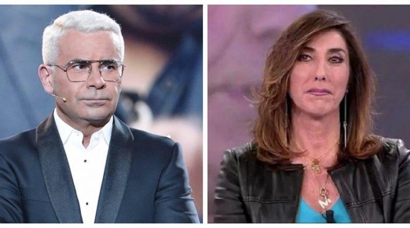 """Alta tensión entre Jorge Javier Vázquez y Paz Padilla: """"No vengas más"""""""