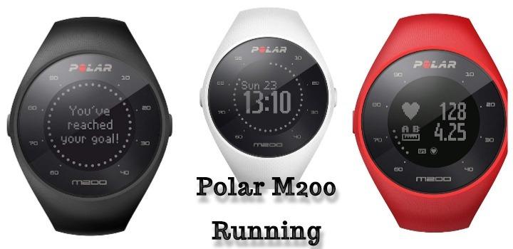 Polar M200 Running