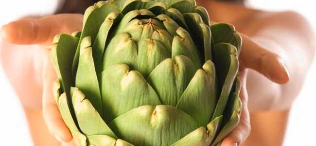 Por qué debes incluir la alcachofa en tu dieta