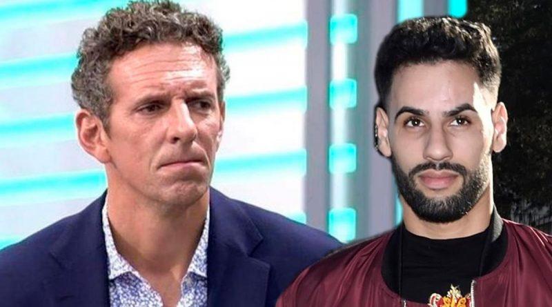 """Joaquín Prat atiza sin piedad a Asraf Beno. """"Que decepción que seas un..."""""""