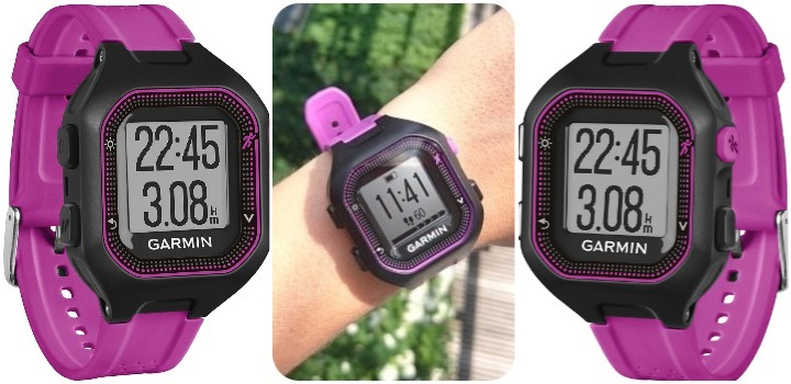 reloj deportivo femenino garmin forerunner 25