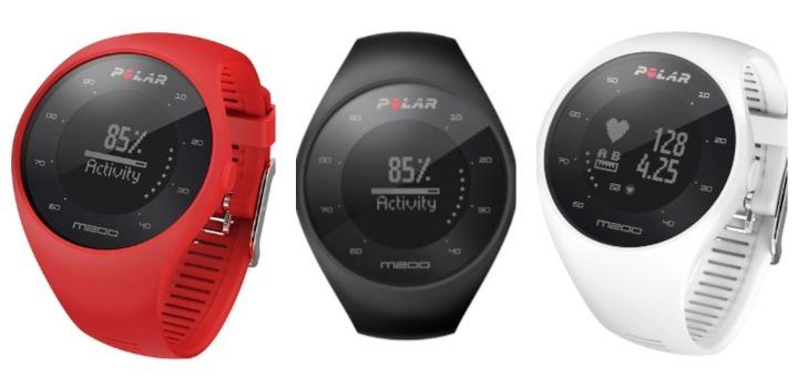 reloj deportivo para hombres marca polar m200