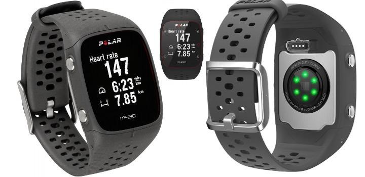 reloj deportivo marca polar m430