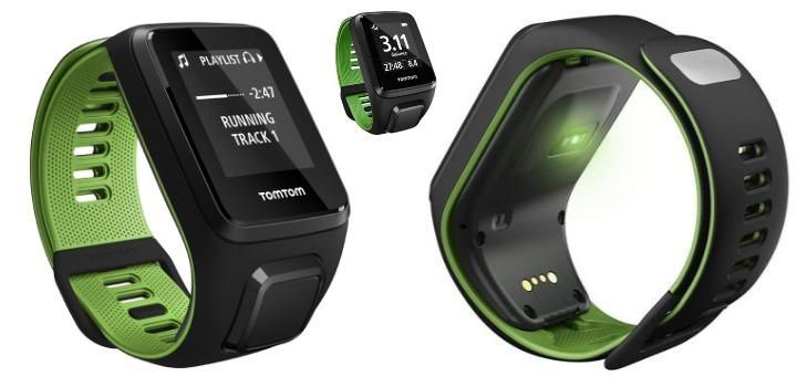 reloj deportivo tonton runner GPS y pulsometro