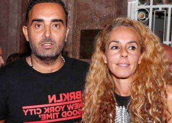 Rocío Carrasco y Fidel Albiac sufrieron un grave accidente