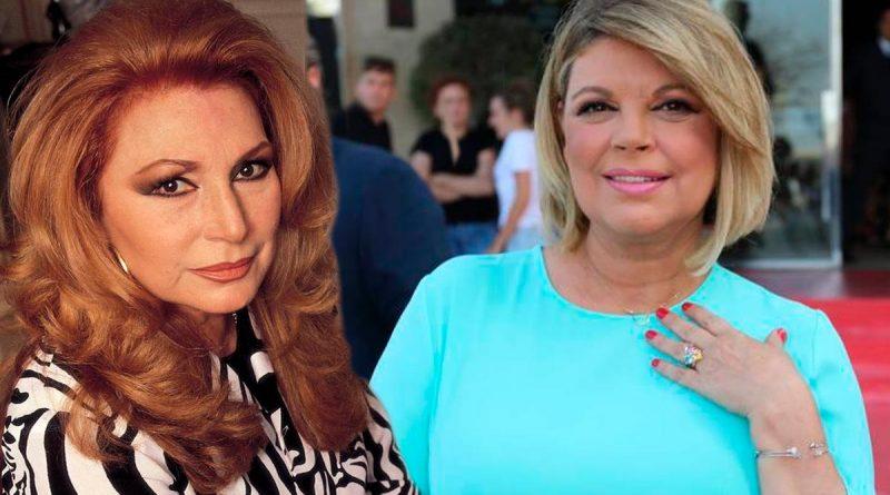 Terelu Campos revela quién fue la hija favorita de Rocío Jurado y a quién dejó su fortuna