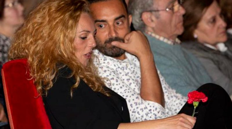 No se lo esperaban. Fidel Albiac y Rocío Carrasco se llevan un duro golpe