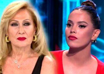 Rosa Benito y Gloria Camila enfrentadas por Rocío Jurado