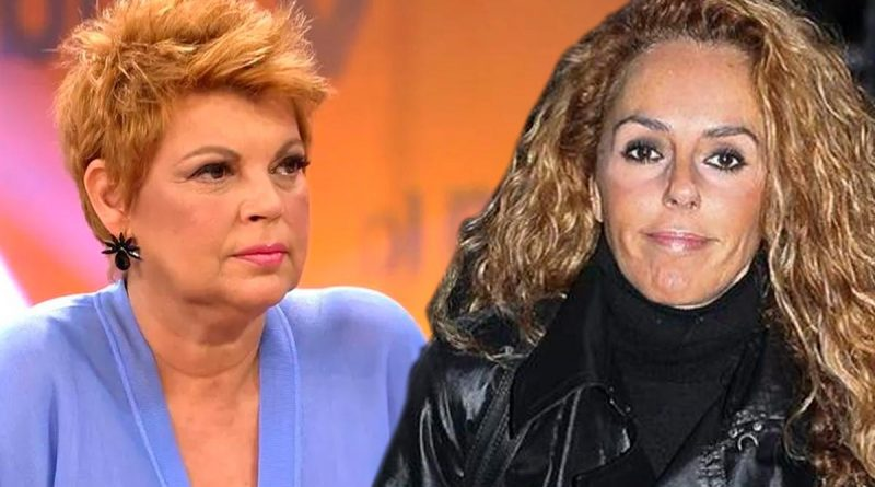Terelu Campos desvela la verdad sobre la herencia de Rocío Jurado que afecta a Rocío Carrasco