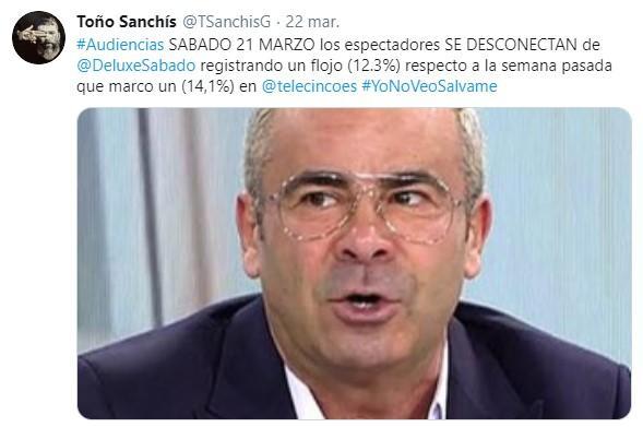 toño sanchis twitter